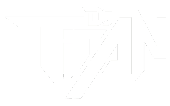 DJ Titan Logo